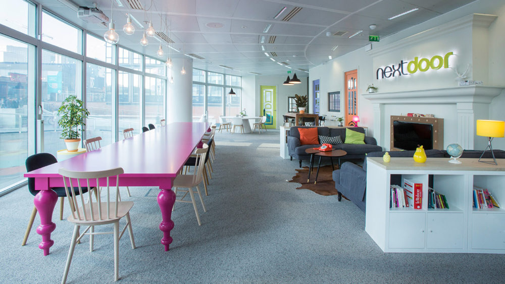 Coworking next door neuilly isabelle templon consulting rÉ
